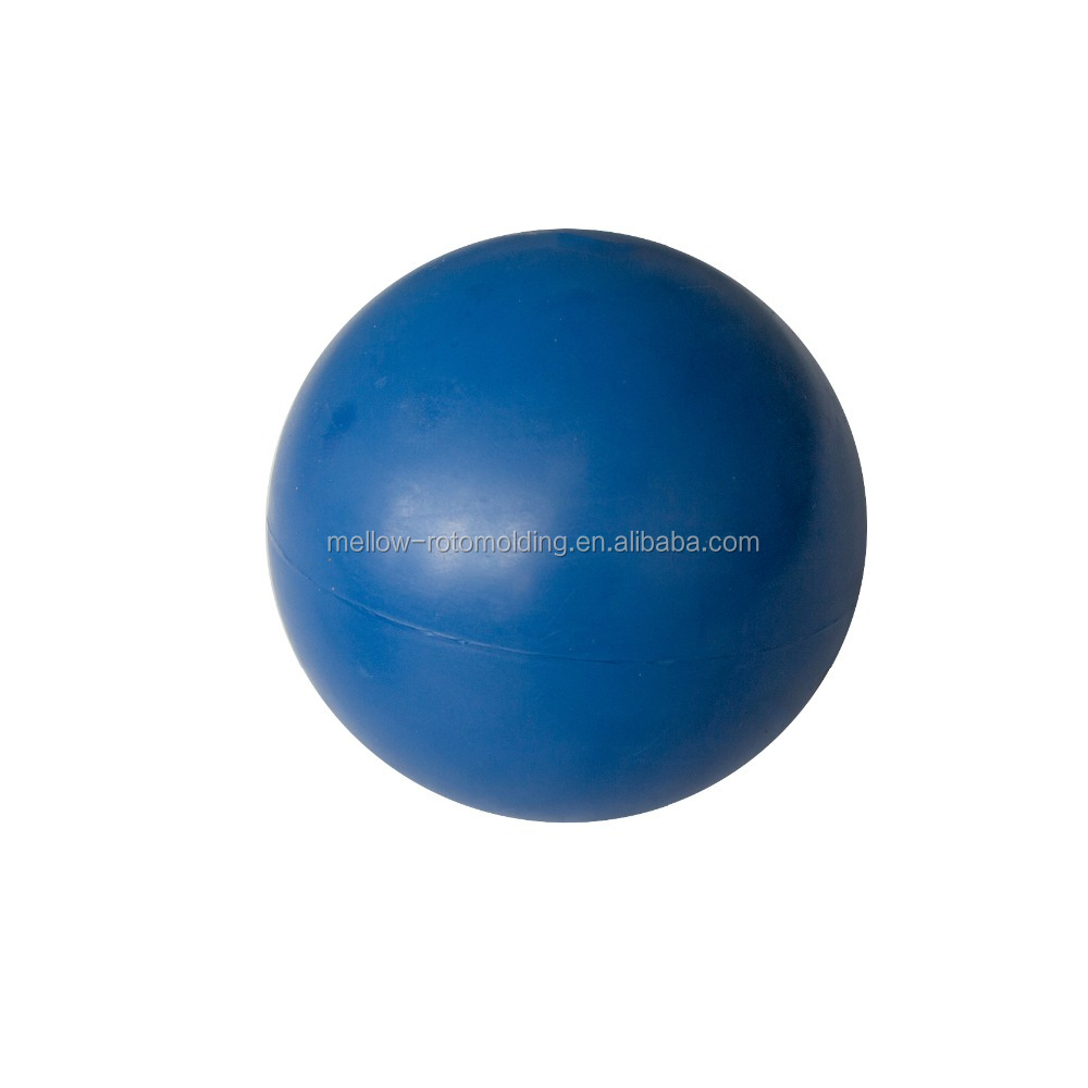 Hollow plastic HDPE pontoon float balls for 2inch 3inch 4 inch 5 inch 100mm 120mm