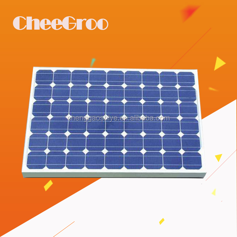 high efficiency poly solar panel 130W