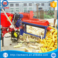 Corn peeler and thresher machine/corn sheller machine