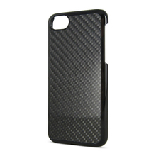 2016 New design real carbon fiber case, shiny carbon fiber phone case cover for iPhone 7