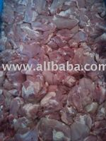 Frozen Chicken Thigh Meat Pieces