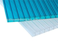 Double wall polycarbonate sheet for Greenhouse