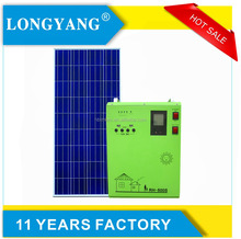 Complete home solar power system 300w 500w1kw solar energy generator