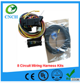 Automotive 8 fuse box circuit wiring harness kits factory CNCH