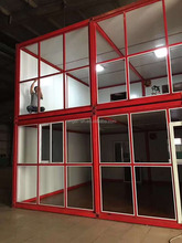 Customized quickly assemble Container House with multi- storey