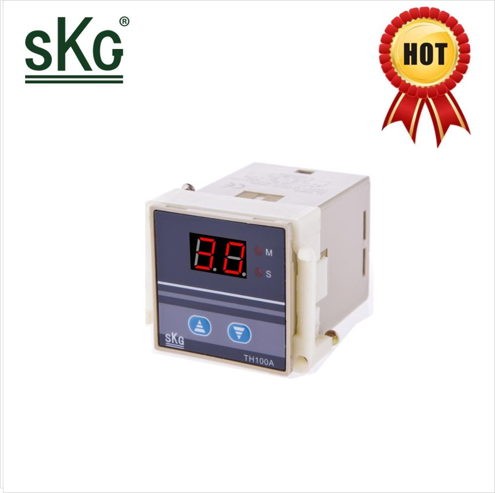SKG TH100A digital <strong>timer</strong> for heat press