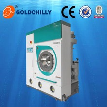 Good price large laundry equipment&full-auto dry cleaning machine price