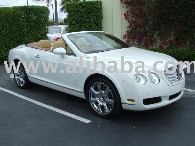 2008 Bentley Continental GTC For Sale
