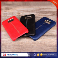 Shenzhen supplier wholesale price pu material leather cell phone case for iphone