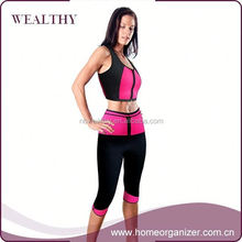 High quality bamboo fashion sports yoga suits wear