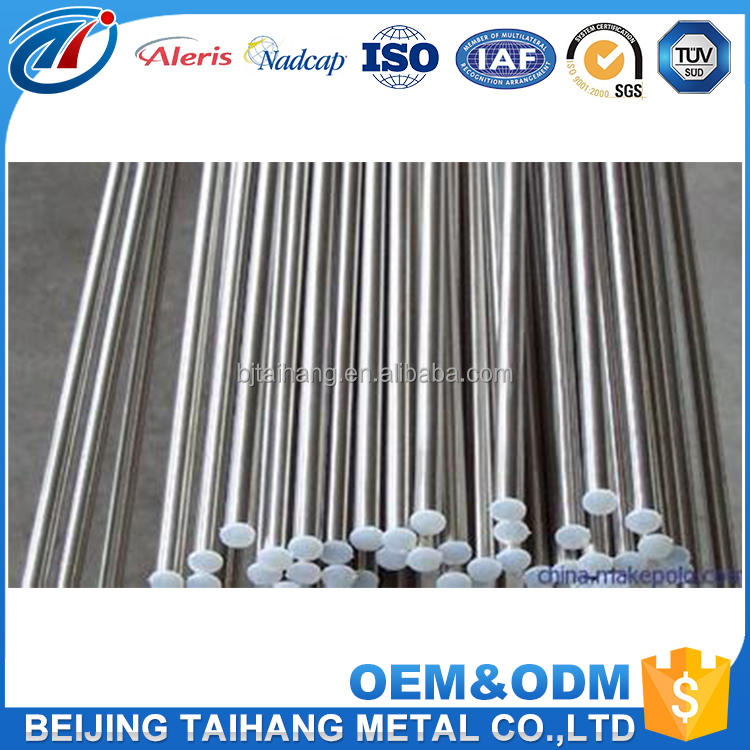 Polished bright surface 309s stainless steel solid round bar / rod