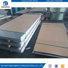 Wholesale China top quality 409 sheets stainless steel price