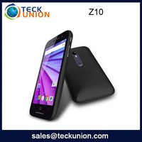 Z10 4.0inch low cost touch screen stylish smart phone cheapest mobile phone