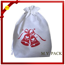 High quality plastic drawstring bags wholesale/cheap drawstring bags/small fabric drawstring bags