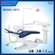 Fujia Model 0673 CE ISO Approved Fujia Dental Unit Has all dental products/ dental supplier / dentist equipment list