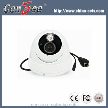 H.264 2 Megapixels Onvif 2.0 Network Cctv Ip Cam 1080P Dome IP Camera