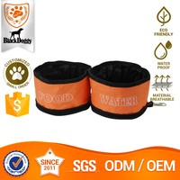 Customized OEM Promotional Food Dog Bowl Collapsible Pet Productions