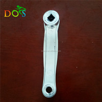 Unique Style forged alloy Bicycle Cranks/ fixed gear bike Crank & Chainwheel