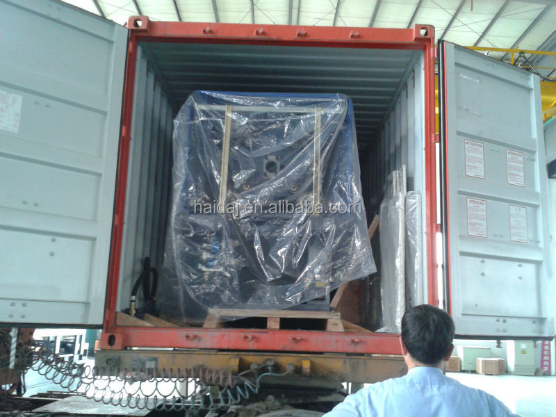 good service Fruits plastic Crate Making Machine