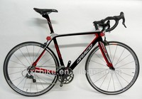 new style carbon road bike bicycle sram red groupset