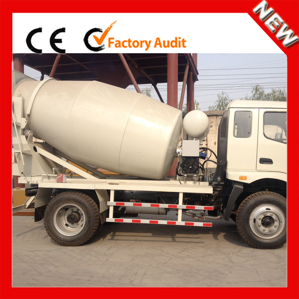 Good quality and durable 8 m3 isuzu concrete mixer truck for sale