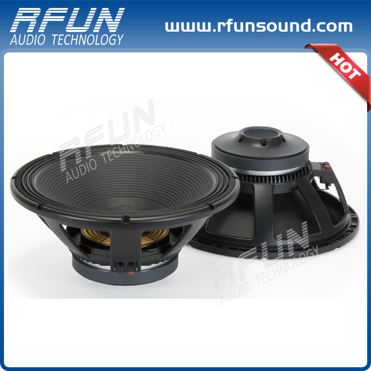 12 -18 inch RCF big bass subwoofer speakers
