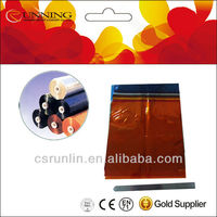 transparent roll cellophane film