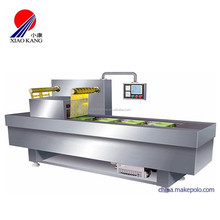 DLH-420 automatic tray sealer vacuum packaging machine with Nitrogen filling