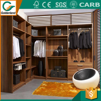 Guangdong China creation customized home furniture bedroom wardrobe designs