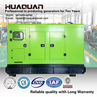 diesel fuel Generator Sets made in China silent diesel generator price