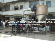 Waste Plastic PVC recycling plant,PVC film crushing and washing recycle machines line