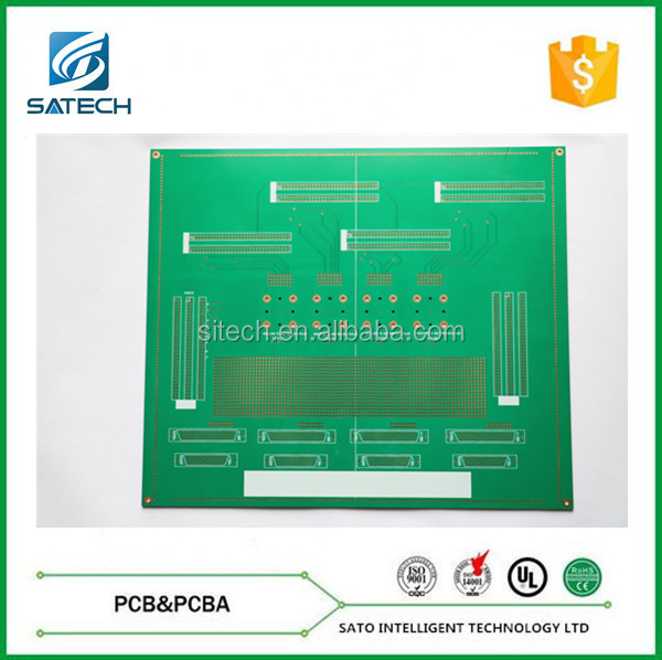UL 94V0 Multilayer Electronic PCB Circuit Board Assembly PCBA Manufacturer