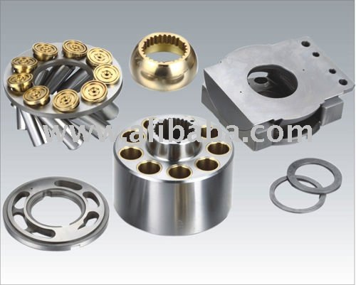 pump parts,cylinder block, retainer plate