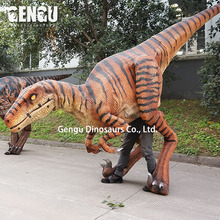 Inflatable dinosaur costume animatronic adult dinosaur costume for dino park