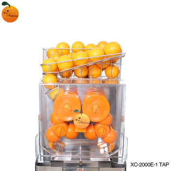 Special New Products Easy Operation Best Whole Fruit Juicer