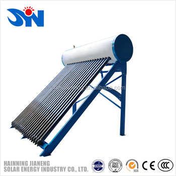 Promotional Various Durable Using 250L Compact Pressure Solar Water Heater