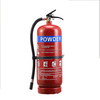 used 8kg 40% ABC/BC DRY chemical powder fire extinguisher price