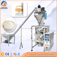 Semi Automatic Flour Packaging Machine/Detergent Powder/Soy Milk Powder Packing Machine