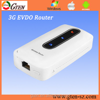 Hot!!!Portable 3G 4G Wireless Multimode 1500/3000 mAh zte evdo modem ac2726