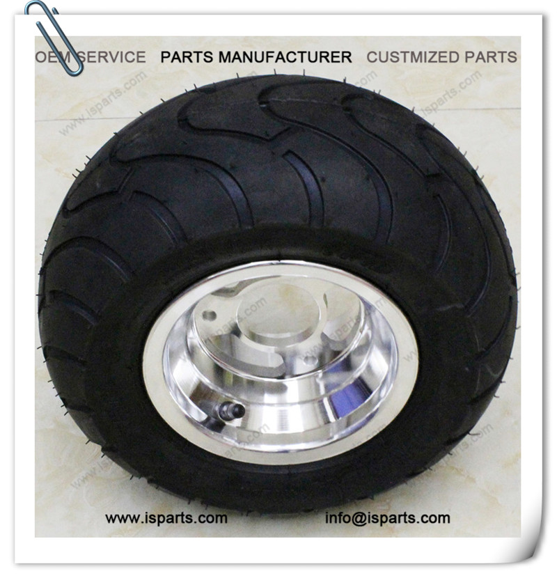 Front ATV wheel 13x6.5-6 with 6 inch aluminum alloy rims