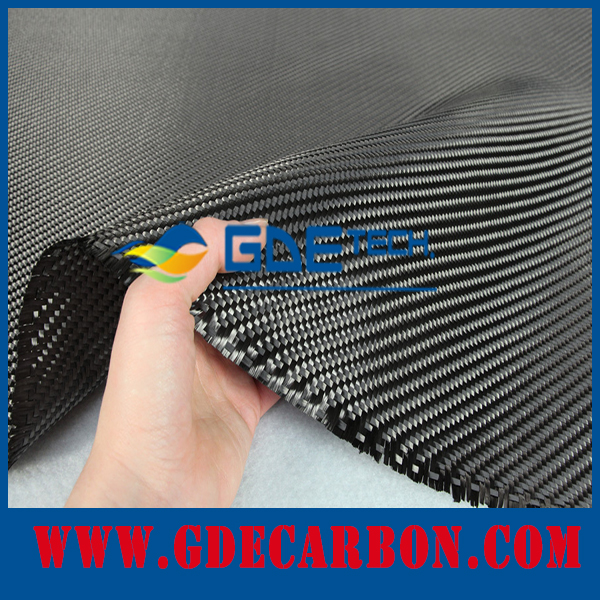 Building Reinforce Material 200gsm Twill 3k Toray Carbon Fiber Fabric