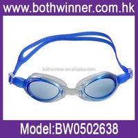 silicone anti uv goggles ,H0T025 2015 novelty swimming goggles , 2015 swim goggles factory china
