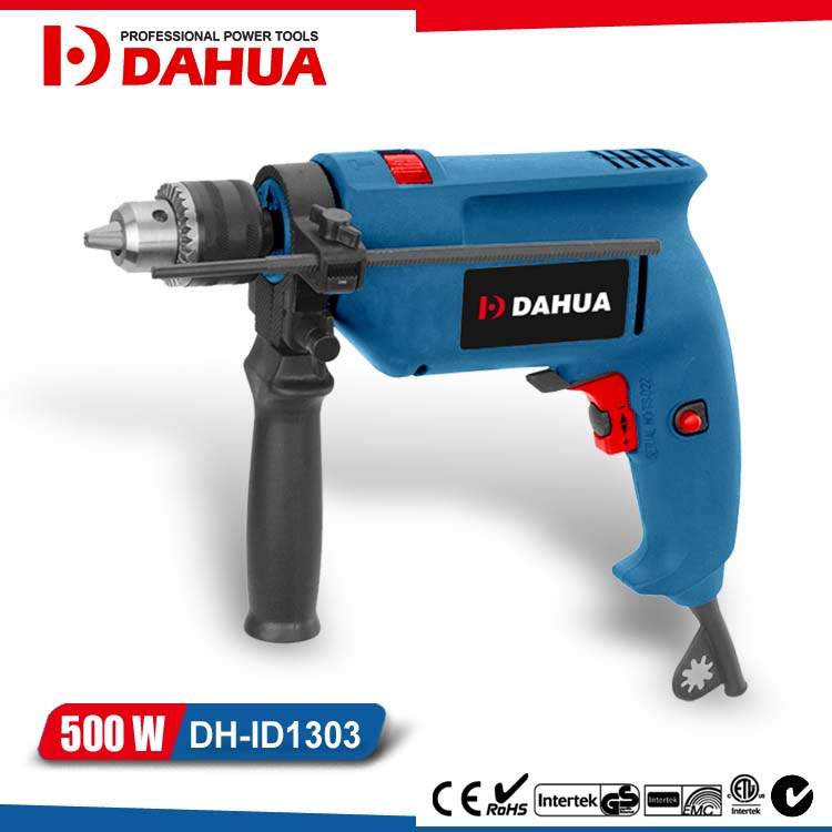 Electric Hand drill Machine Motor With Chuck