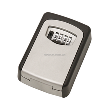 Key Lock Box Wall Mount Combination safe or Punch Button Key Safe Box