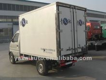 mini refrigerated truck and van