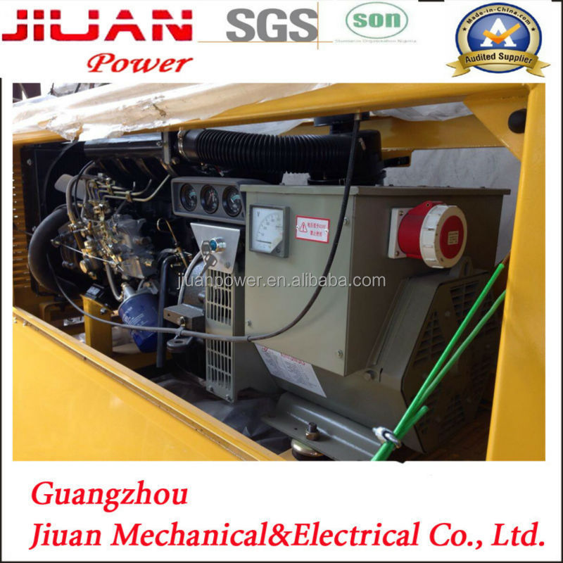 Guangzhou Professional OEM Factory Diesel Generator used for refrigerated transport