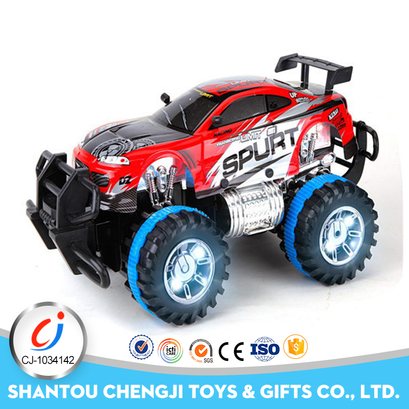 New hot selling factory four channel hsp rc buggy with light and music