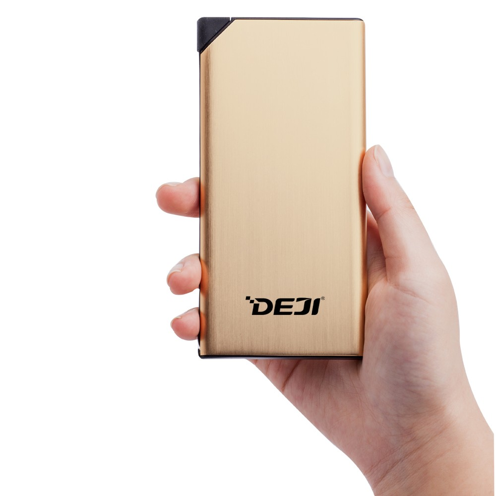 new 2016 business 6000mah portable power bank CE ROHS credit card power bank
