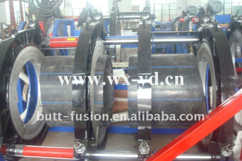 HDPE Pipe Joint Machine, Butt Fusion Machine for Plastic Pipe