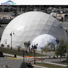 New arrival exhibition canvas dome event home tent